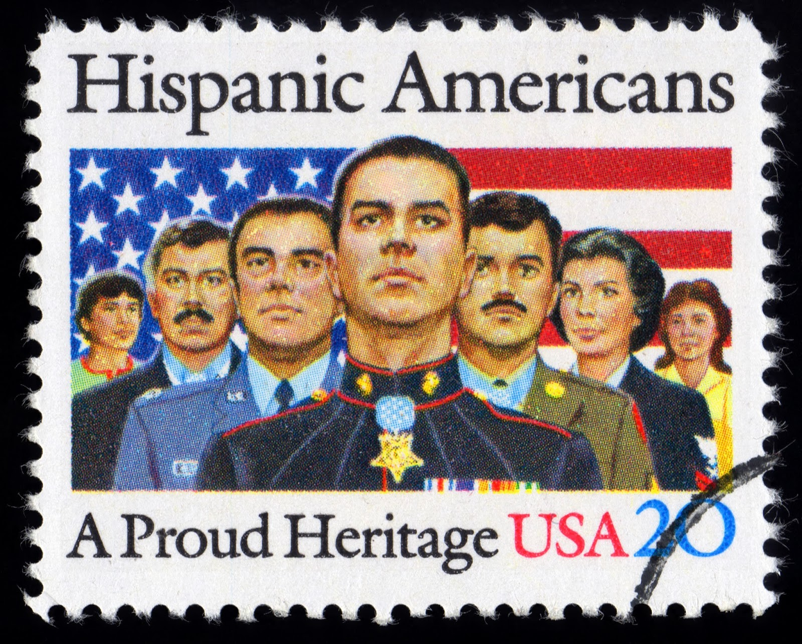 HISPANIC AMERICANS' Puts Faces on over 500 Years of History